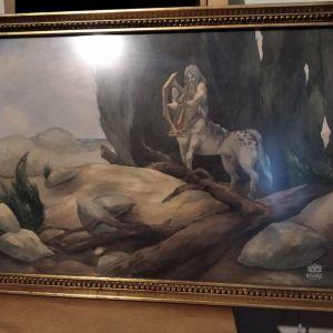 Πίνακας με μυθολογικό θέμα
