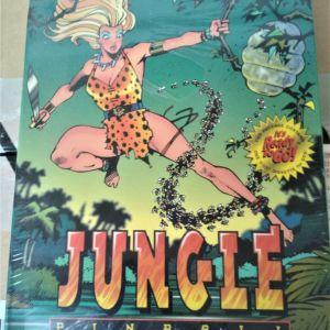 Πωλείται vintage σφραγγισμένο παιχνίδι JUNGLE PINBALL για PC (BIG BOX, δισκέτες)