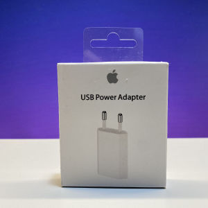 Apple charger 5w + lightning cable