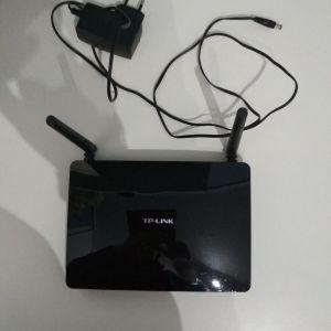 ΡΟΥΤΕΡ (ROUTER MODEM) TP-LINK ARCHER D20 AC750 WIRELESS DUAL BAND ADSL2+ MODEM ROUTER