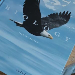 Biology book for Higher education. New.