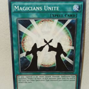 Magician's Unite YuGiOh