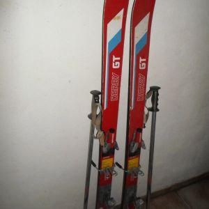παιδικά σκι ERBACHER DERBY GT