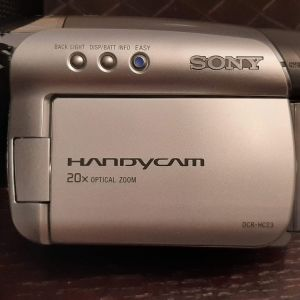 SONY DCR-HC 23