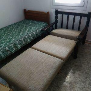 Χαριζεται Κρεβατι & Πολυθρονα κρεβάτι..