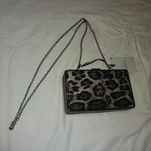 Clutch φακελος leopard achilleas