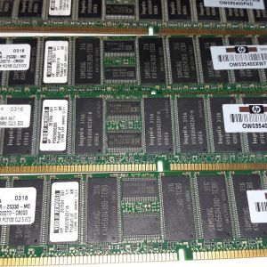 Samsung 2GB (4x512MB) DDR2 PC-2100 με ECC για server