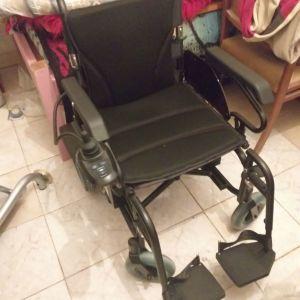 Ηλεκτρικό αναπηρικό καροτσάκι καινούργιο