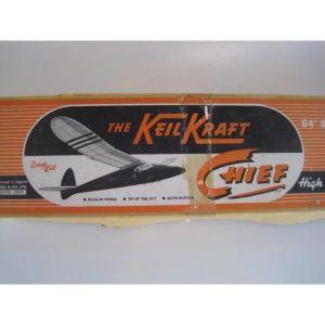 "Keil Kraft Chief 64"" wing Span Class A-2 (nordic)"