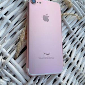 iPhone 7 128gb rose gold με καινούργια μπαταρία