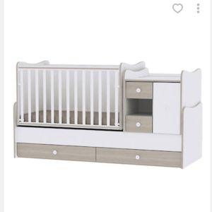 Κούνια μωρού - πολυμορφικό κρεβάτι.
