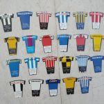 Φανέλες ομάδων Β' Αγγλίας 1997-98