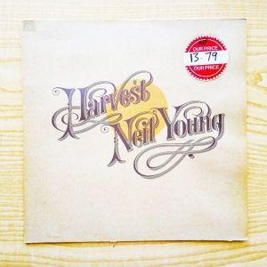 NEIL YOUNG - Harvest (1972) Δισκος Βινυλιου Classic Rock