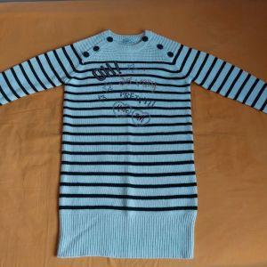 Παιδικό μπλουζοφόρεμα Mayoral πλεκτό