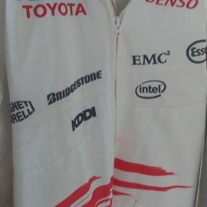 Επώνυμο μπουφάν Racing team official.