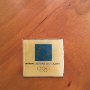 Pin  Ολυμπιακών Αγώνων Αθήνα 2004