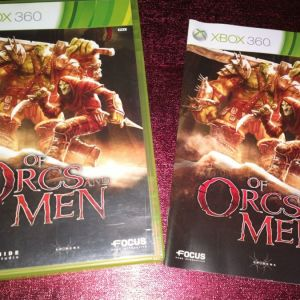 Of Orcs and Men (X360)