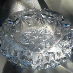 Κρυσταλλινο σταχτοδοχειο vintage