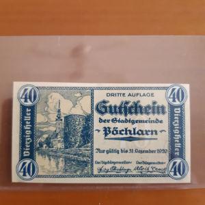 Χαρτονομισμα Αυστριας-#1