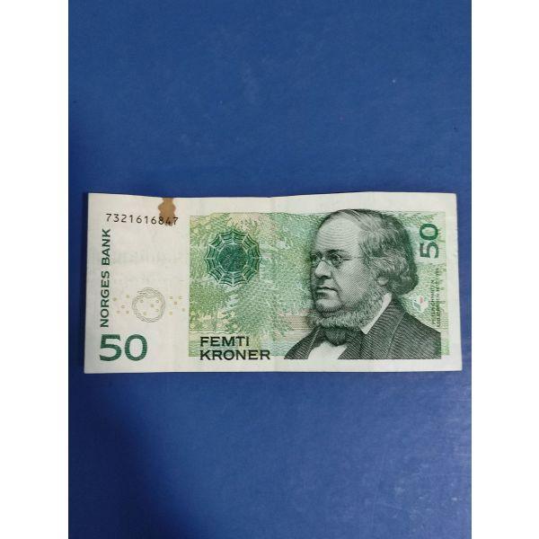 norvigia 50 kroner 2005