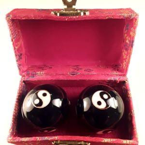 Chinese Zen Yin Yang Tai Chi Balls