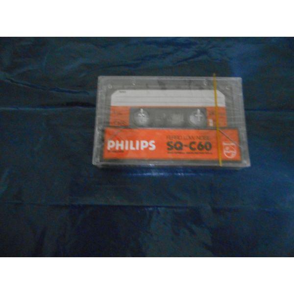 kaseta  ichou  VINTAGE   PHILIPS  SQ - C60
