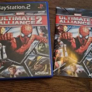 Ultimate Alliance 2 (PS2)