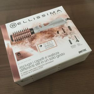 Bellissima Hot Air Hair Curler Dryer GH18