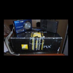 ΦΩΤΟΓΡΑΦΙΚΗ μηχανή Nikon Coolpix 3x
