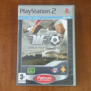 ps2 (this is football 2005 platinum)