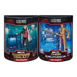 Marvel Legends Action Figure 2-Pack Grandmaster & Collector SDCC 2019 Exclusive