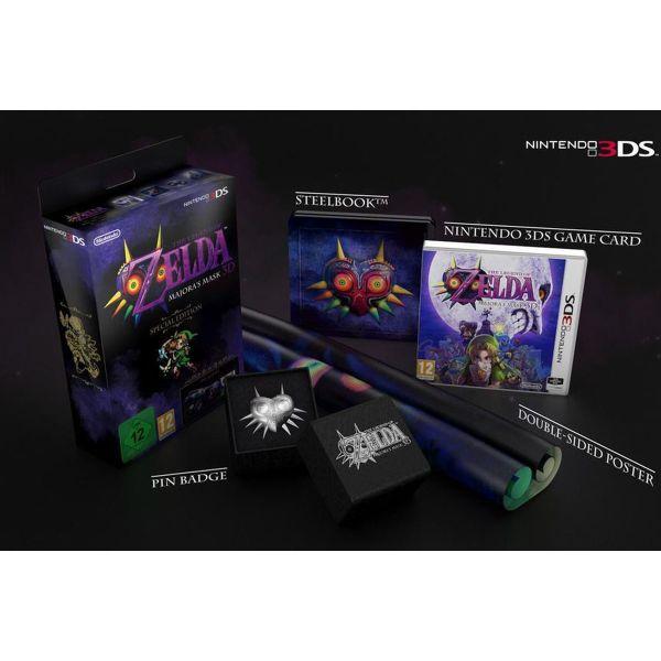 The Legend of Zelda: Majora's Mask 3D Special Edition gia 3DS/2DS