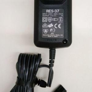 Μετασχηματιστής RE5-37 Output 1,7V/1A κουρευτικής μηχανής  Panasonic ER 230