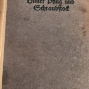 4 ΠΑΛΙΑ γερμανικά βιβλία 1900-20