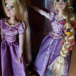 Disney  Ραπουνζελ κούκλες (τραγουδάνε)