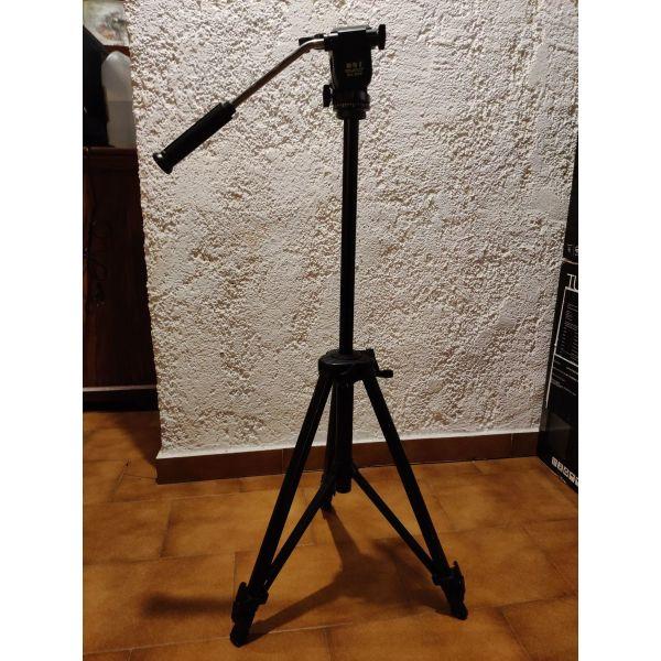 tripodo kameras Velbon DV-48 me vasi Velflo 8 PH-258