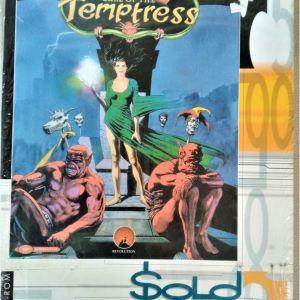 Πωλείται vintage παιχνίδι LURE OF THE TEMPTRESS - BIG BOX σφραγγισμένο για PC