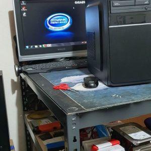 """AMD PC v1 + Οθόνη Samsung 19"""""""