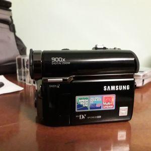 Ψηφιακή βινεοκάμερα Canon VD-D463B, με την θήκη και όλα τα σύνεργά της, αχρησιμοποίητη