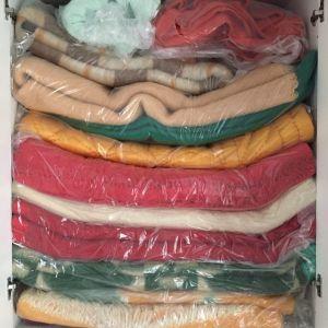 Μάλλινες Κουβέρτες Αργαλειού