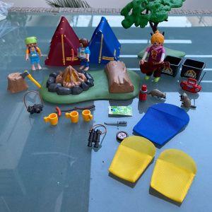 Playmobil μεγαλο σετ εξοχης