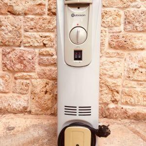 ΚΑΛΟΡΙΦΕΡ ΛΑΔΙΟΥ ROHNSON R-2009-13 (9 ΦΕΤΕΣ) 2000W / ηλεκτρικές θερμάστρες / θερμοπομποί / ηλεκτρικό καλοριφέρ λαδιού με μέγιστη οικονομία