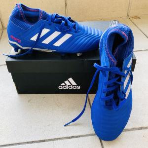 Adidas predator παιδικά ποδοσφαιρικά παπούτσια με τάπες