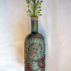 Διακοσμητικό μπουκάλι Nelly (003)
