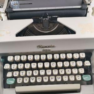 Γραφομηχανή αντίκα  του 1916
