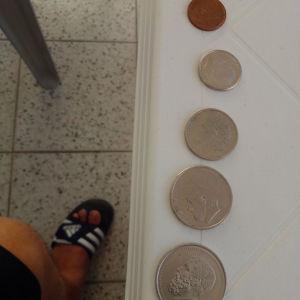 κέρματα ελλαδος- δραχμες