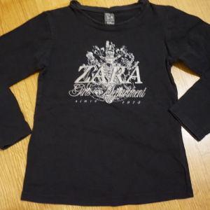 zara μπλουζα για κοριτσι 3-4χρ