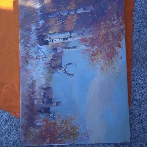 πίνακας έργο τέχνης πωλείται σε τιμή θανάτου 20ευρω