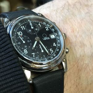 Venus automatic chronograph limited edition