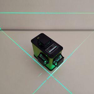 Αλφάδι λέιζερ 3D